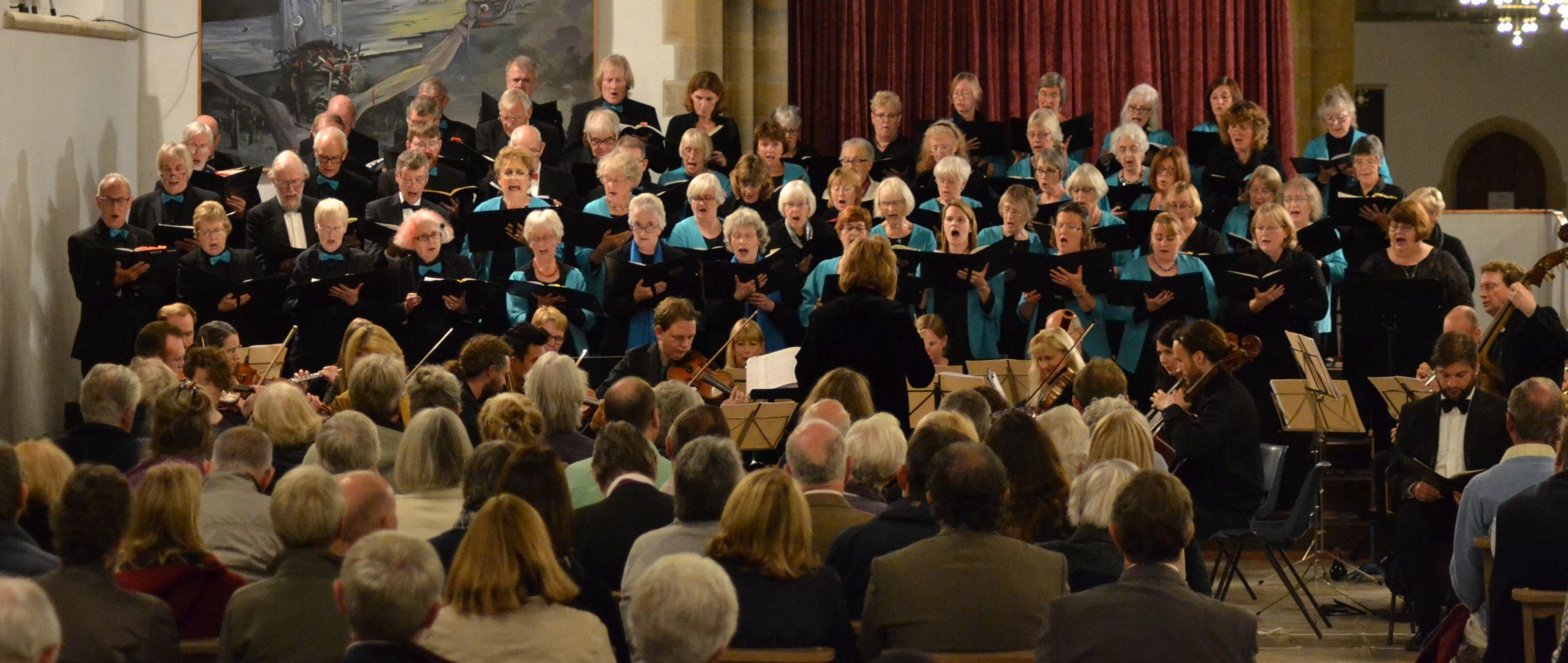 Elijah Choir 1