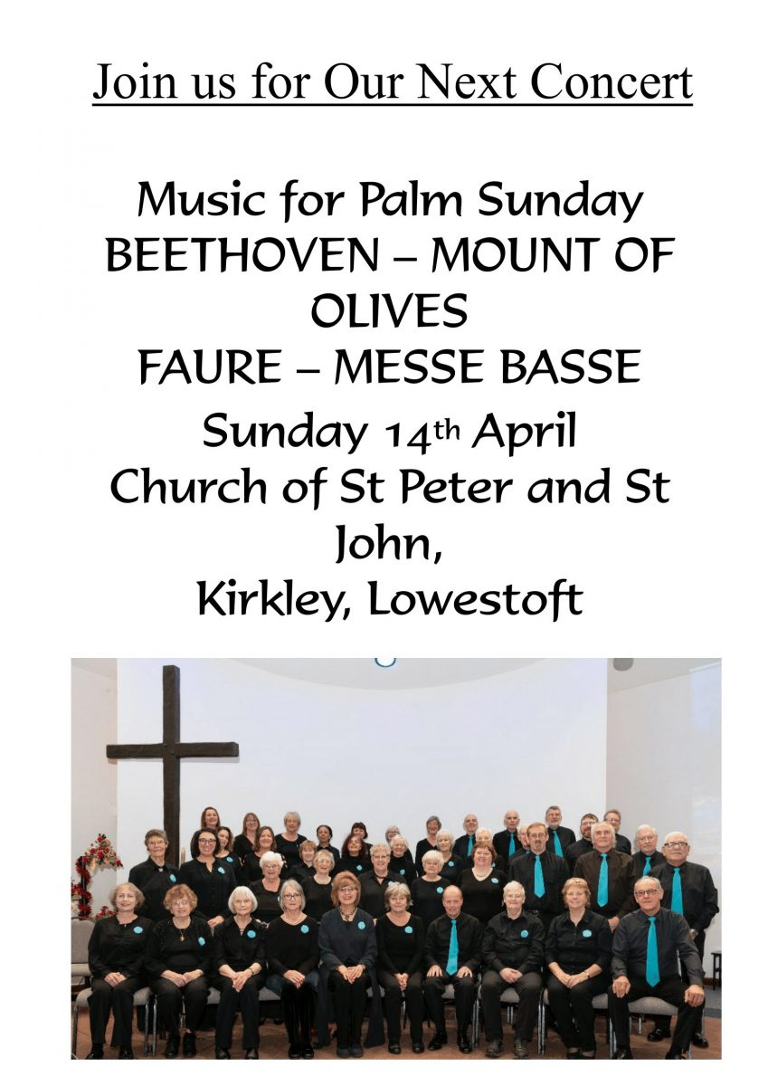 Music for Palm Sunday