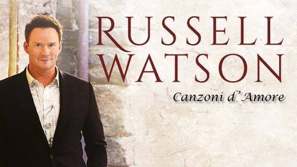 Backing Choir for Russell Watson
